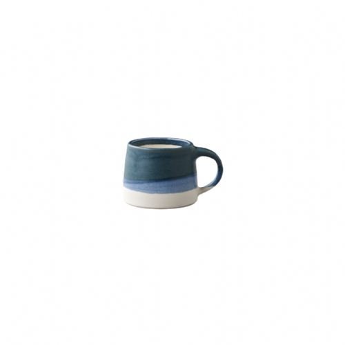 Kinto 'SCS-S03' Mug Navy/White 110ml